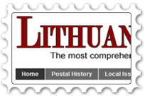 Lithuanian Philately new look