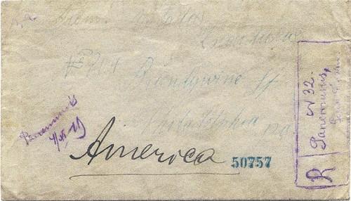 Panemunis registration in MS