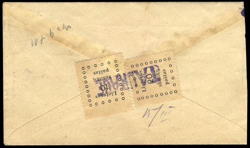 LT-1919 cover from Taurage