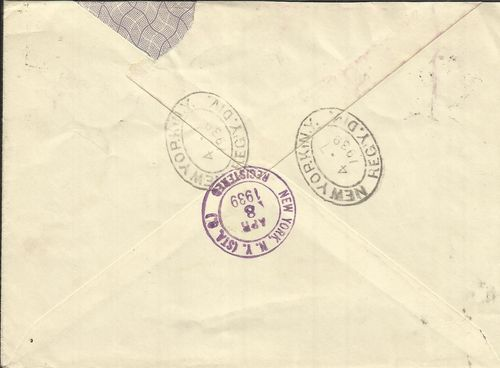 LT-1939 receiving USPS marking on the back