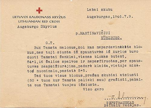 DP Augsburg Red Cross recall notice
