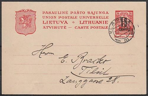 LT-1934-18I-overprinted-15c-card-Klaipeda-Tilsit-sm