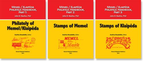 Memel Klaipeda Philatelic Handbook