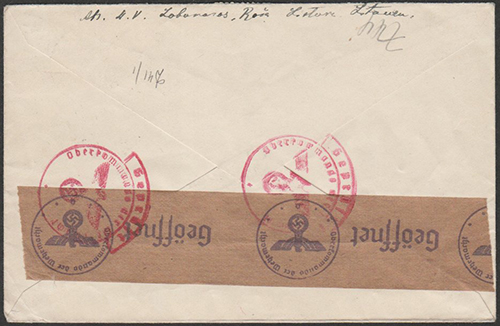 LT-1940 Labanoras mixed-franking
