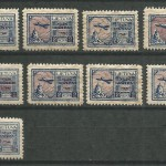 1922 airmail forgeries