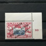fake airmail 1935 Lithuania Mi 404 - ebay forgeries