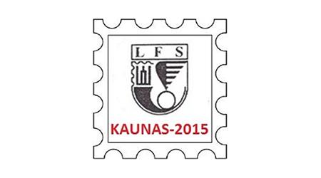 Philatelic Exhibition Kaunas-2015