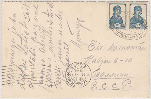 LT-1941 TPO route Obeliai-Radviliskis
