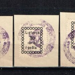 Fake ebay stamps / Lithuania stamp forgeries