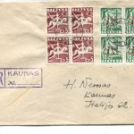 eBay fakes and forgeries - Lithuanian fake covers