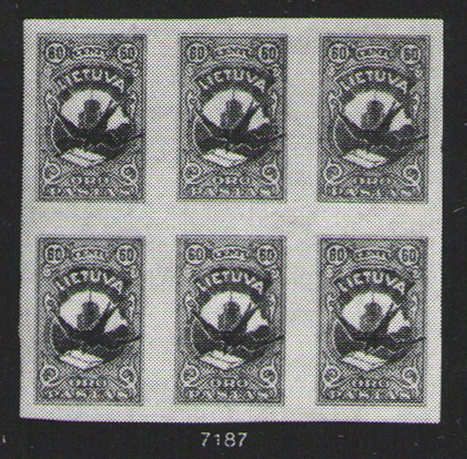 Lot 7187 - a photocopy