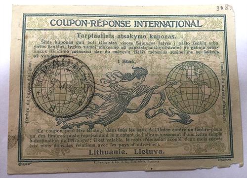 LT-1928 IRC Kaunas pmk