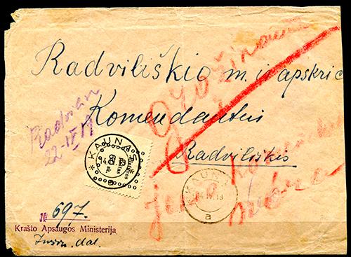 LT-1919 Radviliskis MS registration