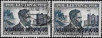 Alsedziai 1939