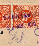 LT-1919 Skuodas line cancel