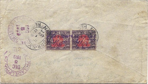 Panemunis cancellation in MS