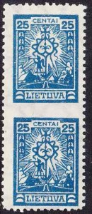 Lithuania 1922 213UMw