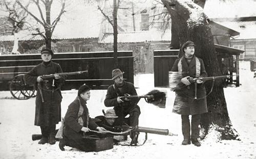 1923 Klaipeda revolt