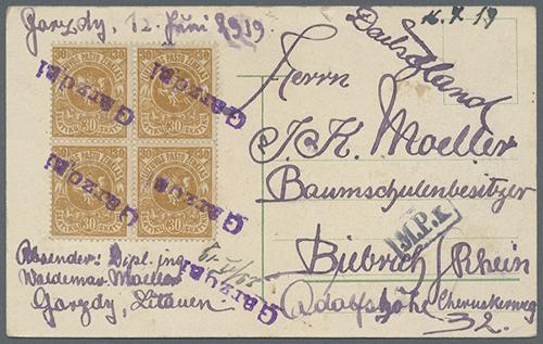 LT-1919 Gargzdai Biebrich