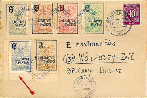 DP Augsburg Red Cross cover