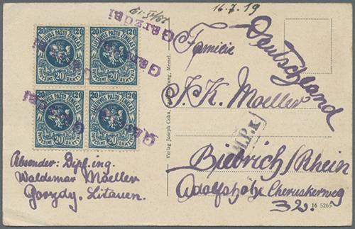 LT-1919 Gargzdai 19-07-16