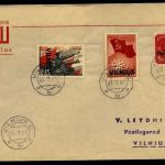 WWII German occupation Lithuania fakes and forgeries