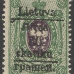 Grodno Gardinas 1919 forgery ebay forgerues