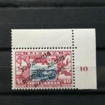 fake airmail 1935 Lithuania Mi 404 - ebay forgeries