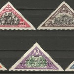DG overprnt forgeries - Lithuania forgeries -ebay fakes and forgeries