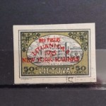 ebay fakes and forgeries - Lithuania airmail forgeries