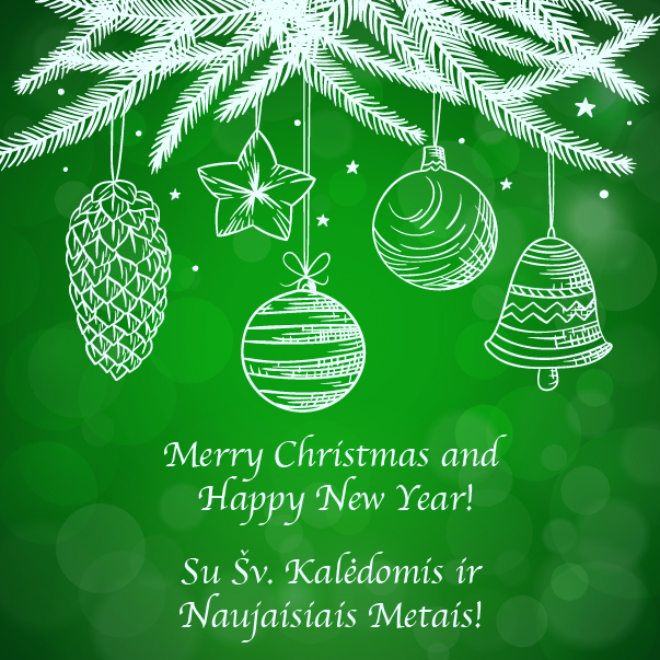 Merry Christmas and Happy Year 2016
