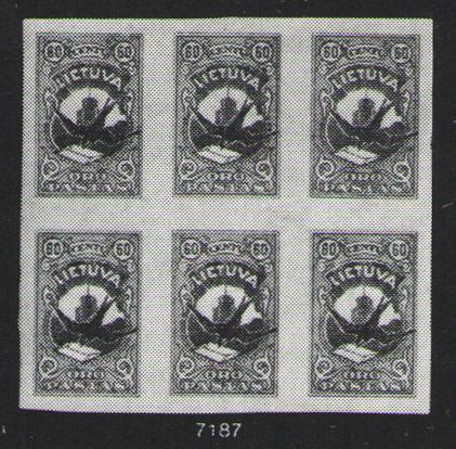 Lot 7187 - a photocopy