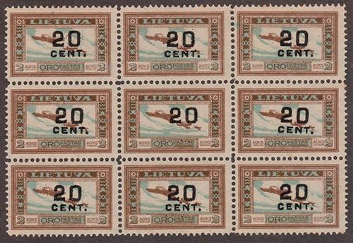 LT-1922 181I Cent missing error