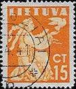 Alsedziai cancel 1941